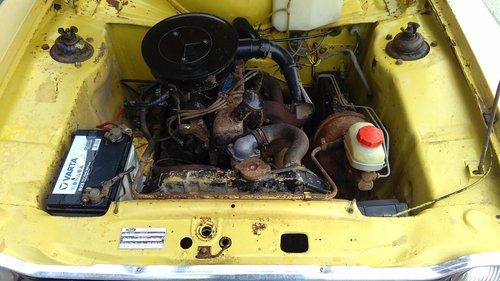 1974 Ford Escort MK1 1.3L 2 Doors For Sale (picture 4 of 6)