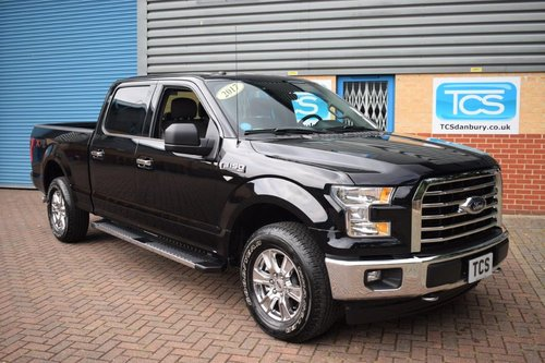 2017 Ford F150 XTR 5.0i V8 4x4 Pick Up Automatic SOLD (picture 1 of 6)