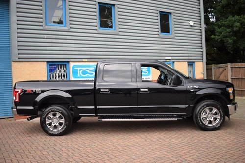 2017 Ford F150 XTR 5.0i V8 4x4 Pick Up Automatic SOLD (picture 3 of 6)