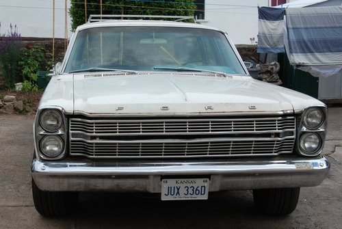 1966 Ford Galaxie Ranch Wagon For Sale (picture 1 of 6)