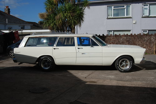 1966 Ford Galaxie Ranch Wagon For Sale (picture 2 of 6)