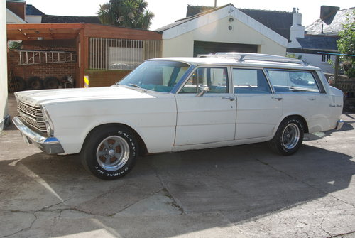 1966 Ford Galaxie Ranch Wagon For Sale (picture 3 of 6)