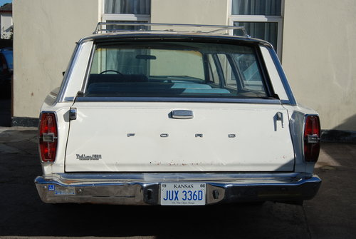 1966 Ford Galaxie Ranch Wagon For Sale (picture 4 of 6)