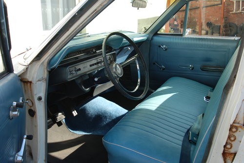 1966 Ford Galaxie Ranch Wagon For Sale (picture 5 of 6)