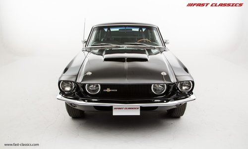 1967 The infamous GT500 // Stunning Condition For Sale (picture 3 of 6)