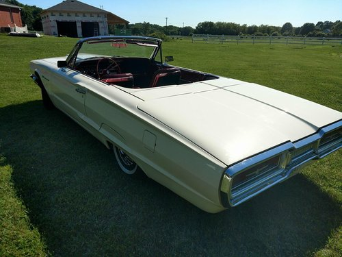 1964 Ford Thunderbird Convertible Highly Restored For Sale (picture 5 of 6)