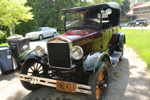 1926 Ford Model A Tourer For Sale (picture 2 of 6)