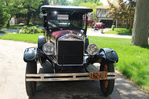 1926 Ford Model A Tourer For Sale (picture 3 of 6)