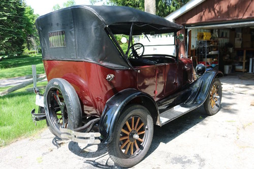 1926 Ford Model A Tourer For Sale (picture 4 of 6)