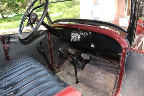 1926 Ford Model A Tourer For Sale (picture 6 of 6)