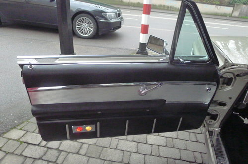 1963 Ford Thunderbird Hardtop 88000 Mls Black plates SOLD (picture 3 of 6)