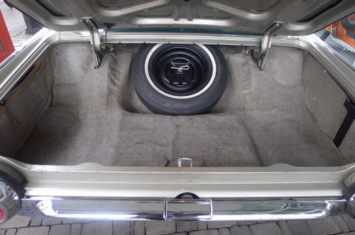 1963 Ford Thunderbird Hardtop 88000 Mls Black plates SOLD (picture 6 of 6)