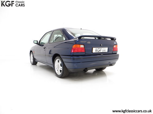 1993 An Incredible Ford Escort Mk5 RS2000 with Only 12,462 Miles SOLD (picture 4 of 6)