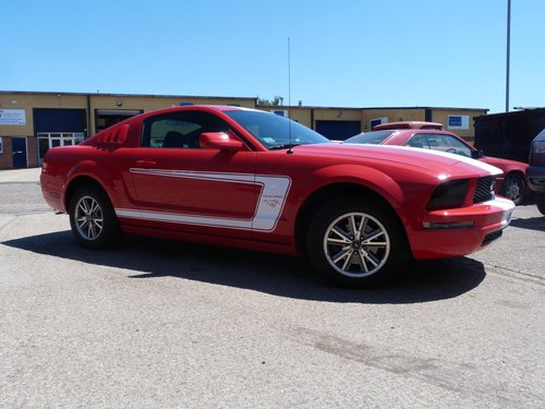 2005 Ford Mustang 4.0 V6 Automatic For Sale (picture 1 of 6)