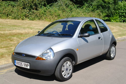 FORD KA.. ONE PREVIOUS OWNER.. 16,650 LOW MILES SOLD (picture 2 of 6)