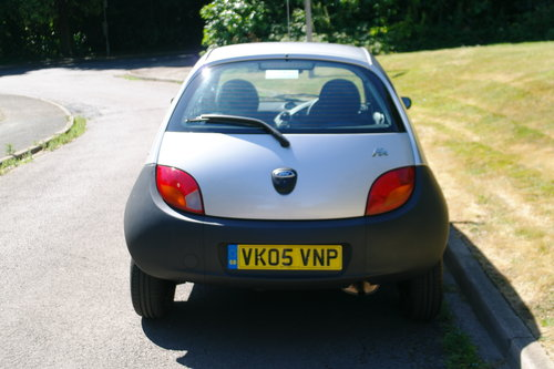 FORD KA.. ONE PREVIOUS OWNER.. 16,650 LOW MILES SOLD (picture 5 of 6)