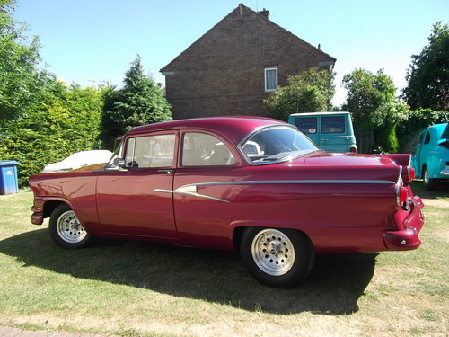 1956 Ford Customline 2 Door, V8, Automatic, Coupe SOLD (picture 1 of 6)