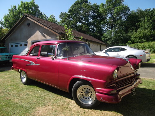 1956 Ford Customline 2 Door, V8, Automatic, Coupe SOLD (picture 5 of 6)