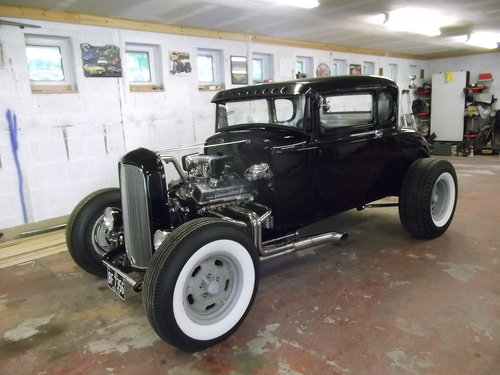 1930 Model'A' All Henry Ford Steel, Hot Rod, Unfinised Project For Sale (picture 1 of 6)