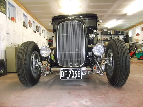 1930 Model'A' All Henry Ford Steel, Hot Rod, Unfinised Project For Sale (picture 3 of 6)