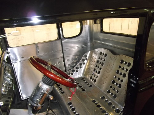 1930 Model'A' All Henry Ford Steel, Hot Rod, Unfinised Project For Sale (picture 4 of 6)
