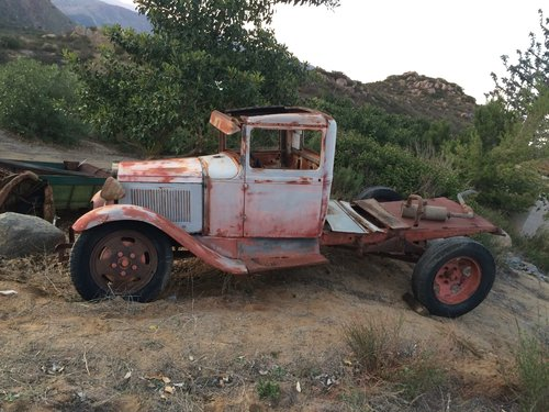 1929 Ford Model AA 1.5 Ton Dually For Sale (picture 2 of 4)