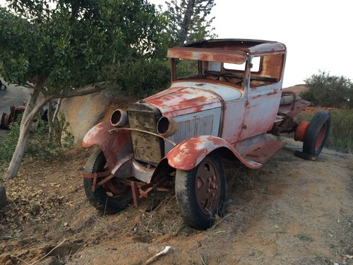 1929 Ford Model AA 1.5 Ton Dually For Sale (picture 3 of 4)