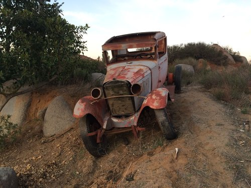 1929 Ford Model AA 1.5 Ton Dually For Sale (picture 4 of 4)
