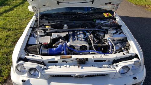 1996 Ford Escort RS Cosworth SVE Motorsport Edition SOLD