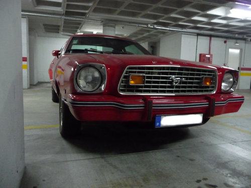Ford Mustang II V8 T5 1976 For Sale (picture 2 of 6)