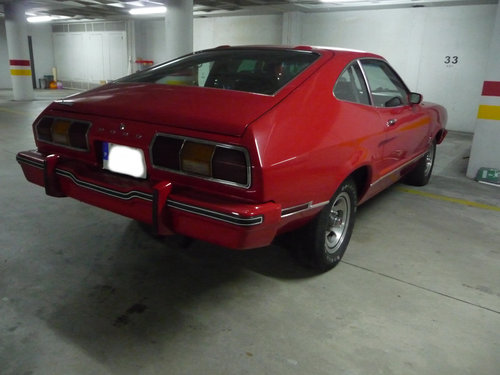 Ford Mustang II V8 T5 1976 For Sale (picture 3 of 6)
