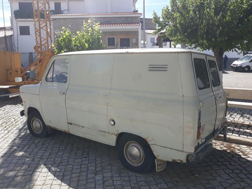 1970 Ford Transit Mk1 Van For Sale (picture 3 of 6)