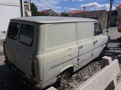 1970 Ford Transit Mk1 Van For Sale (picture 4 of 6)