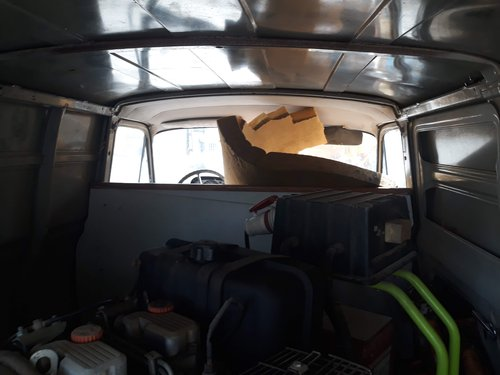 1970 Ford Transit Mk1 Van For Sale (picture 6 of 6)