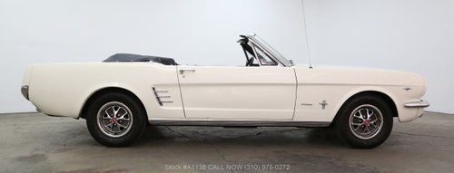1966 Ford Mustang Convertible For Sale (picture 2 of 6)