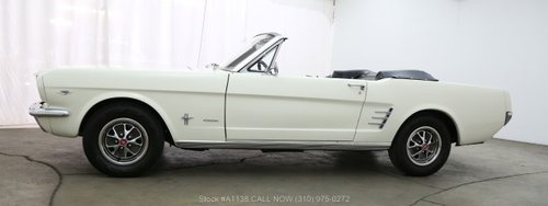 1966 Ford Mustang Convertible For Sale (picture 3 of 6)