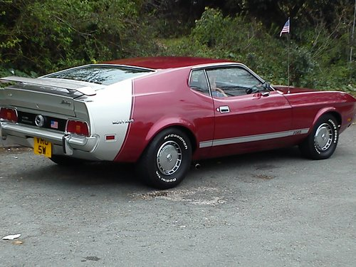 1973 Rare Mustang For Sale (picture 1 of 3)