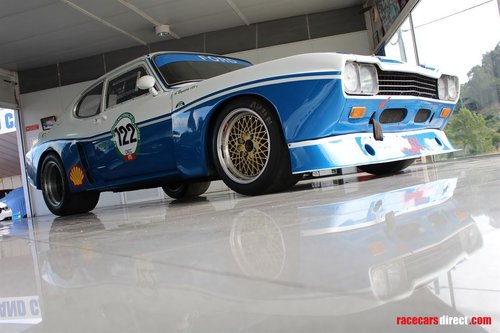 1976 FORD CAPRI RS COSWORTH 3.4 V6  RHD For Sale (picture 1 of 4)