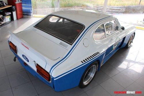 1976 FORD CAPRI RS COSWORTH 3.4 V6  RHD For Sale (picture 2 of 4)