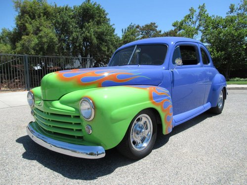 1947 Ford Coupe For Sale (picture 1 of 6)