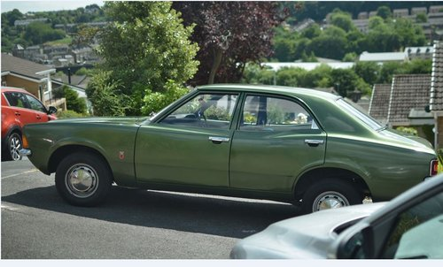 1971 Cortina MK3  very rare SOLD (picture 1 of 6)