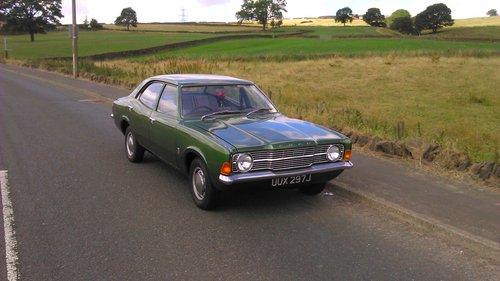 1971 Cortina MK3  very rare SOLD (picture 2 of 6)
