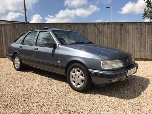 1988 Ford Sierra XR4x4 2.8 For Sale (picture 1 of 6)