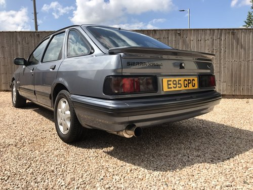 1988 Ford Sierra XR4x4 2.8 For Sale (picture 5 of 6)