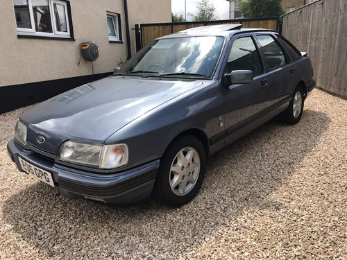 1988 Ford Sierra XR4x4 2.8 For Sale (picture 6 of 6)