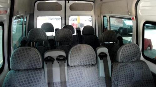 2008 FORD TRANSIT 2.2 TDCI [140] MWB Med Roof 12 Seater VAN For Sale (picture 5 of 6)