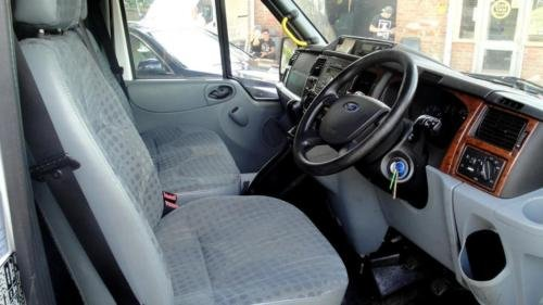 2008 FORD TRANSIT 2.2 TDCI [140] MWB Med Roof 12 Seater VAN For Sale (picture 6 of 6)