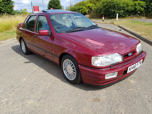 1992 Ford Sierra RS Cosworth 4x4 For Sale (picture 1 of 6)