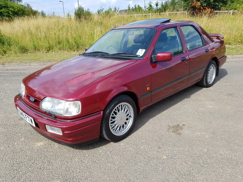 1992 Ford Sierra RS Cosworth 4x4 For Sale (picture 2 of 6)