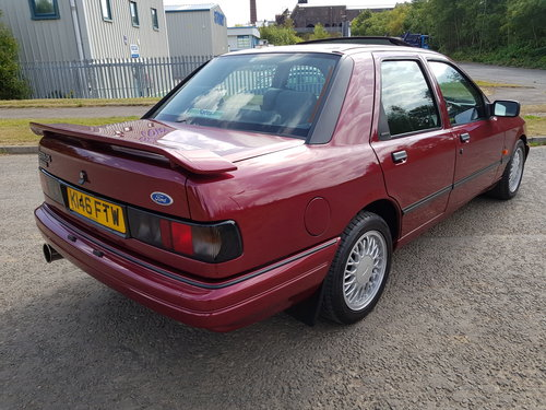 1992 Ford Sierra RS Cosworth 4x4 For Sale (picture 4 of 6)